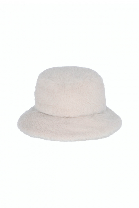 Hat 3005 in white cloth
