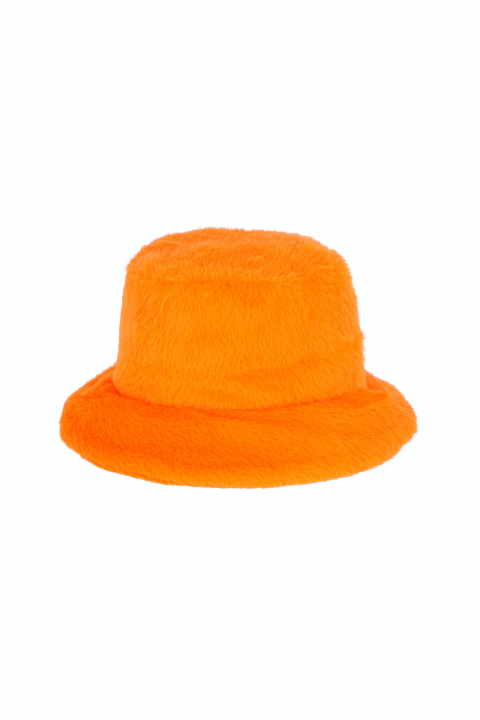 Hat 3005 in orange cloth