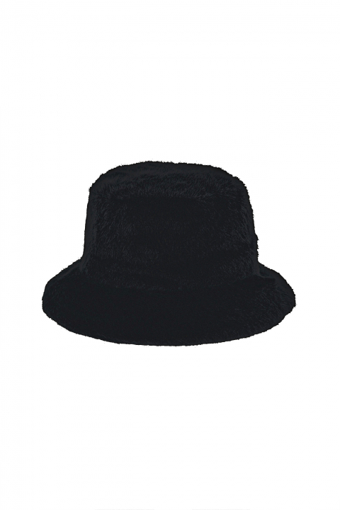 Hat 3005 in black cloth