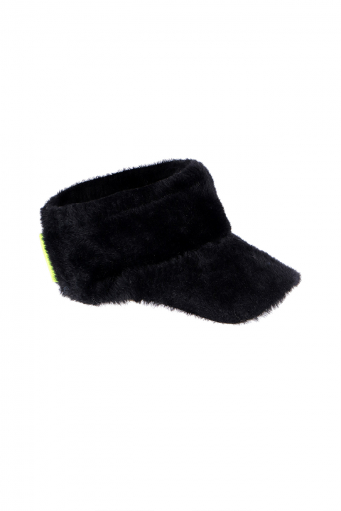 Black Knitted Hat 3011