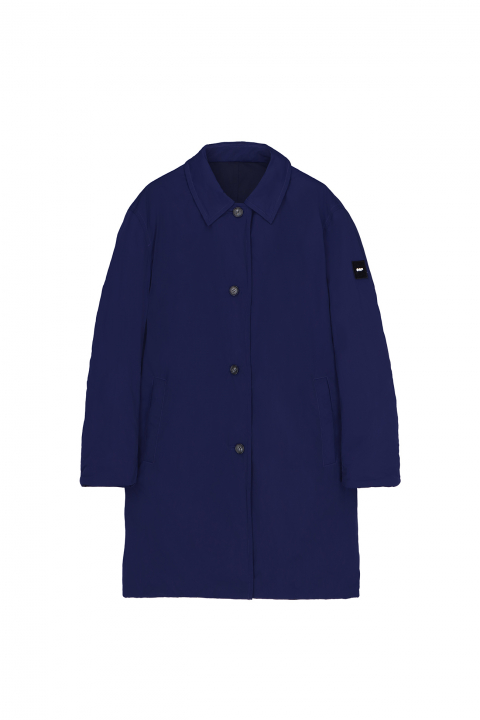 Raincoat 5600 in black/blue shape memory