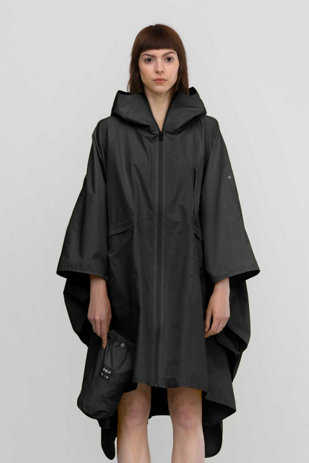 Waterproof cape 9890 black