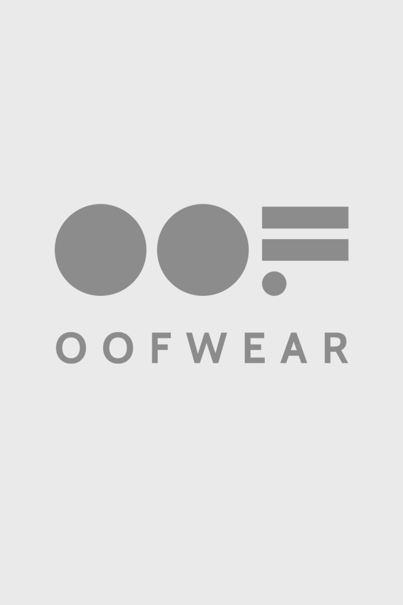 Men's padded oversized bomber jacket black/night blue
