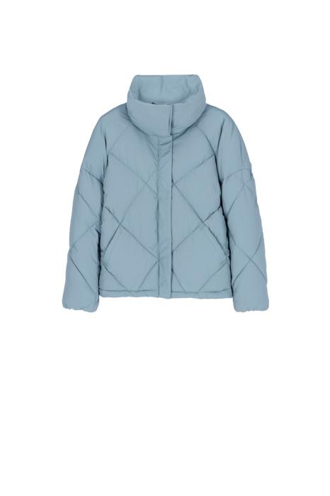 Padded jacket 9000 in sugar paper blue nylon