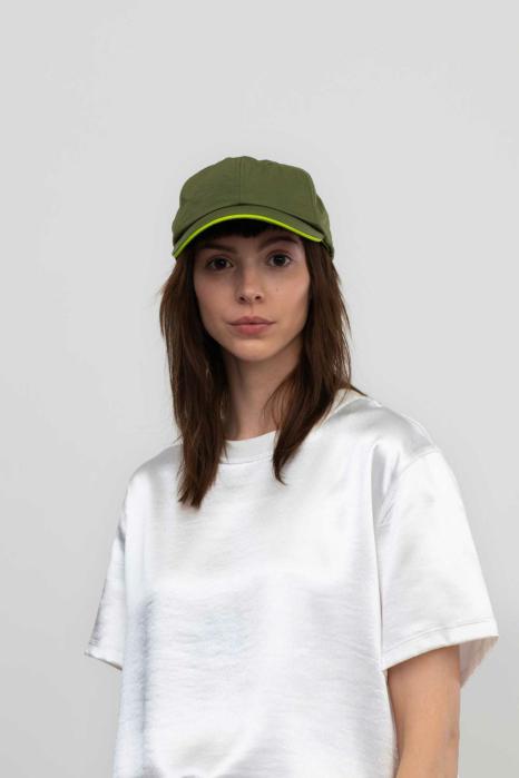 Unisex baseball cap 3019 military green